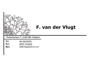 F. van der Vlugt